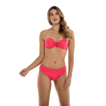Bikini Glam bandeau copa preformada TB0744