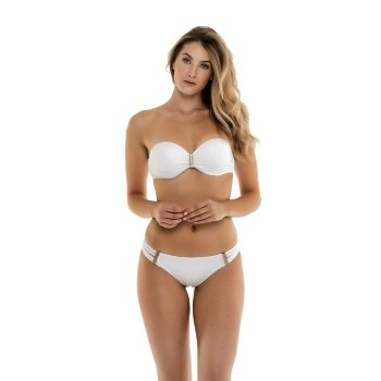 Bikini Cannes bandeau copa preformada TB1044