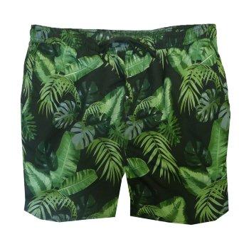 Bañador pantalón corto de hombre playa Tropical