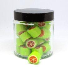 Caramelo duro sabor Mandarina