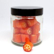 Caramelo duro sabor Naranja