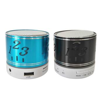 Mini Altavoz Music Box Speaker Redondo