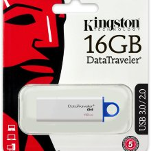 Kingston , USB 16GB, Data Traveler
