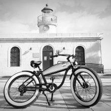 Bicicleta Eléctrica Vintage