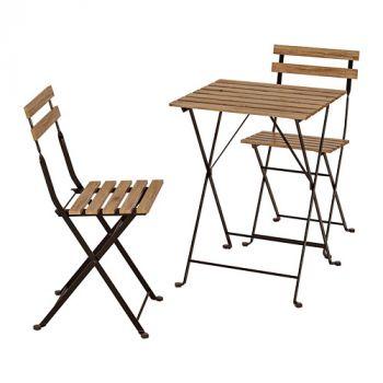 TÄRNÖ mesa+2 sillas para exterior