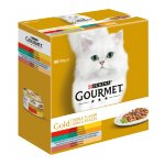 Gourmet Gold Doble Placer Pack surtido 8x85gr
