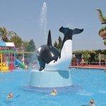 Entrada para 1 niño al parque acuático