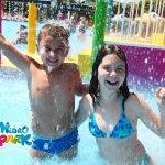 Entrada para 2 niños al parque acuático