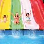 Entrada para 2 adultos y 2 niños a parque acuático