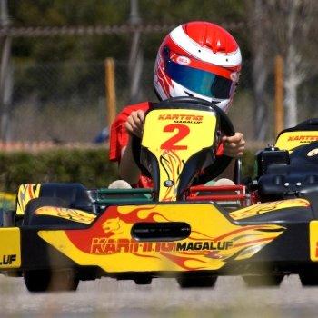 Alquiler de Kart para Niño hasta 15 años