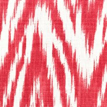 Tela estampada Fornalutx Rojo