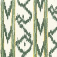 Tela tejida Llengües 140-230 Verde/Amarillo