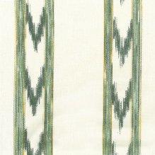 Tela tejida Llengües 140-251 Verde/Amarillo