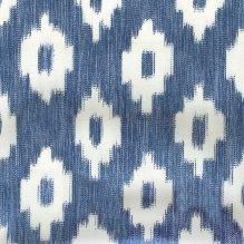 Tela tejida Llengües 140-266 Azul oscuro
