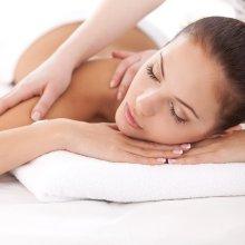 Tratamiento masaje relajante