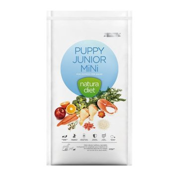2x1 Natura Diet Puppy Junior Mini hasta 12 meses
