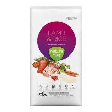2x1 Natura Diet Lamb & Rice hipoalergénico