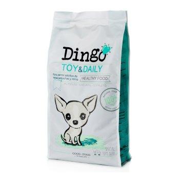 Dingo Toy & Daily perro adulto raza pequeña y mini