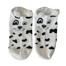 Calcetines estampado dálmata