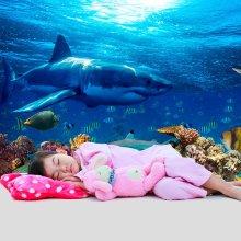 Dormir con Tiburones