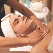 Tratamiento facial O2 RELAX