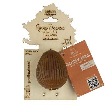 Juguete de resina natural Perros Rub - Gossy Egg
