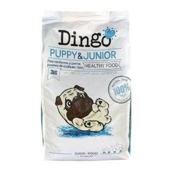 Alimento para perros Dingo Puppy & Junior