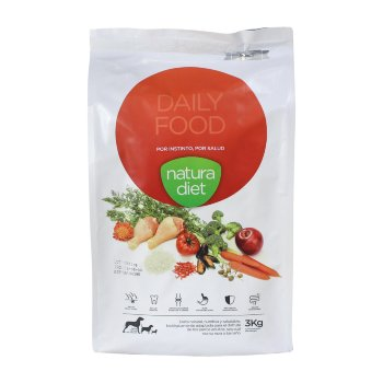 Alimento para perros Natura Diet Daily Food