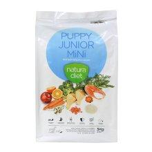 Alimento para perros Natura Diet Puppy Junior Mini