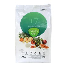 Alimento para perros Natura Diet +7