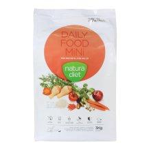 2x1 Alimento para perros Daily Food Mini 500gr.