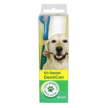 Kit dental Dentican para perros y gatos