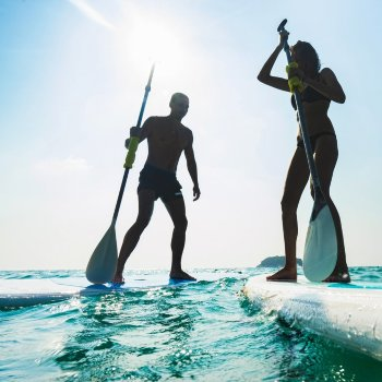 Clases Stand Up Paddle iniciación