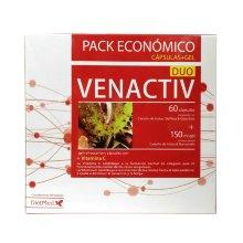Venactiv Duo Pack Cápsulas + Gel