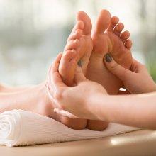 Reflexología - 45 minutos, Tratamiento relajante