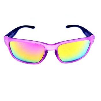 Wai Magenta DogLeg Gafas de Sol polarizadas