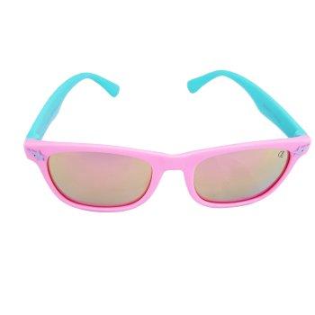 Tamaiti Pink DogLeg Gafas de Sol polarizadas Niña