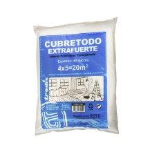 CUBRETODO EXTRA GRUESO 4X5M