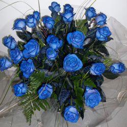 Ramo rosas Azules