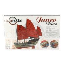 Barco Junco Chino