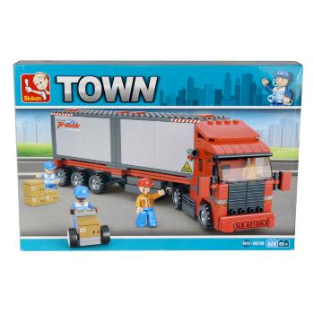 Camión de mercancía