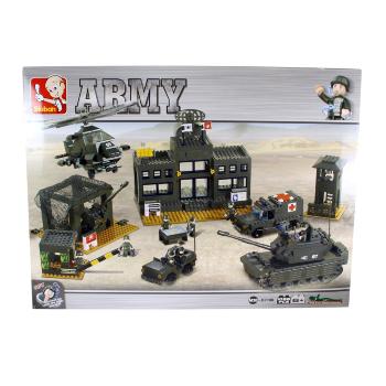 Set de vehículos del ejército