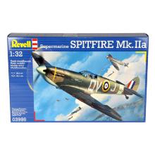 Avión Spitfire Mk.IIa