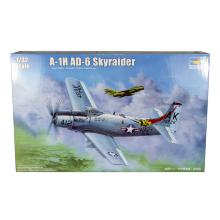 Avión A-1H AD-6 Skyraider