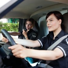 Certificado médico permiso conducir profesional