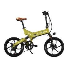 CITYBIKE E-CIES bicicleta eléctrica plegable