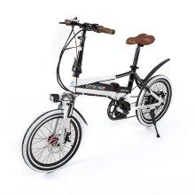 CITYBIKE TOURNEO bicicleta eléctrica plegable
