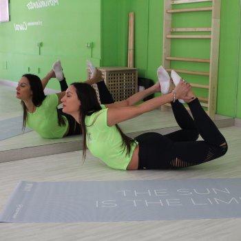 Promo Clase de Pilates o Yoga