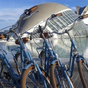 Alquiler de Bicicleta durante 3 días en Valencia