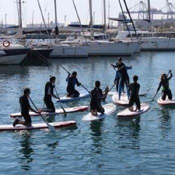 2x1 Clases de Paddle Surf en Cullera, Valencia